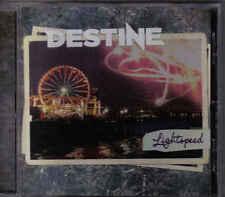 Destine-Lightspeed cd album