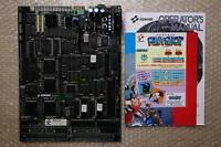 "Punk Shot Konami ""Original Flyers"" Jamma PCB Arcade Game Japanese Import"