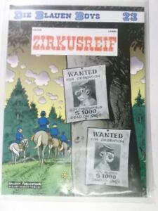 Die Blauen Boys Band 23: Zirkusreif Salleck Publications Neuware