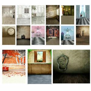 Vintage House Room Photography Backdrop Photo Studio Background Prop 3x5ft 5x7ft