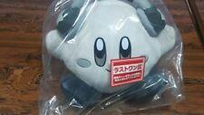 Ichibankuji star Kirby Pupupu remix Kirby stuffed black-and-white ver