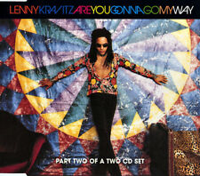 Lenny Kravitz - CD Pt 2 - Are You Gonna Go My Way- 1993 Virgin America VUSCD65