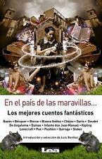 En el pais de las maravillas.. (Spanish Edition)-ExLibrary