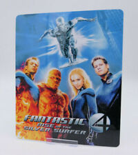 FANTASTIC 4 Rise Silver Surfer - Bluray Steelbook Magnet Cover (NOT LENTICULAR)