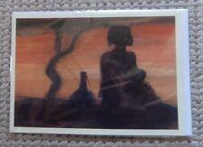 'Nightfall' Blank Greetings Card
