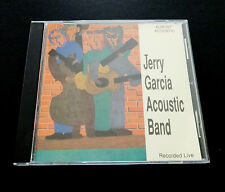 Jerry Garcia Acoustic Band Almost Acoustic 1987 Fall Live CD Grateful Dead 1988
