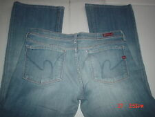 7 FOR ALL MANKIND CITIZEN OF HUMANITY WOMEN'S DENIM / JEANS SZ.31