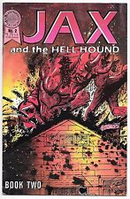Blackthorne Comics - Jax and the HellHound - #2 1987