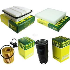 Mann-filter for Toyota Rav 4 IV _ A4_2.0 D-4D 4WD ZSA4_ALA4_2.2 III ACA3_