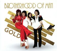 Brotherhood of Man : Gold - The Greatest Hits on 3 CDs (3 CD)