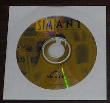 PC  CD. Sim Ant
