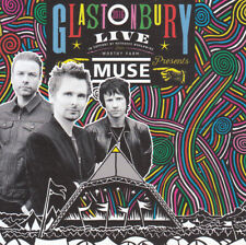"MUSE "" GLASTONBURY 2016, 2 CD'S """