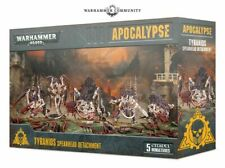 40K Warhammer Tyranids Spearhead Detachment Battleforce Apocalypse