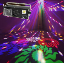 Laser Strobe Pattern Magic Ball 4 in 1 Led Light Stage Party Dj Disco Wedding