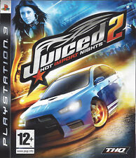 JUICED 2 HOT IMPORT NIGHTS for Playstation 3 PS3 - with box & manual