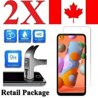 Premium Screen Protector For Samsung Galaxy A11 (2 PACK)