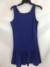 Collective Concepts Women's Blue Dress Sz M $98 I929