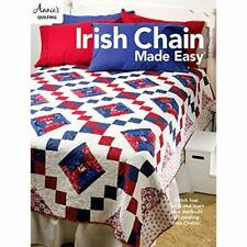 Irish Chain Made Easy: Stitch Four Quilts and Learn Fou - Paperback / softback N
