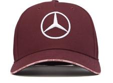 Genuine Mercedes-Benz 2018 Lewis Hamilton F1 Singapore Cap Special Edition