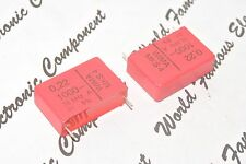 2pcs - WIMA MKS4 0.22uF (0,22µF 220nF) 1000V 5% pitch:27.5mm Polyester Capacitor