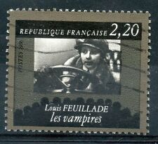 STAMP / TIMBRE FRANCE OBLITERE N° 2433 CINEMATHEQUE / LOUIS FEUILLADE