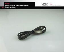 Audi Original Ladekabel 3in1 e-tron in schwarz/grau 3222000100 drei Anschlüssen
