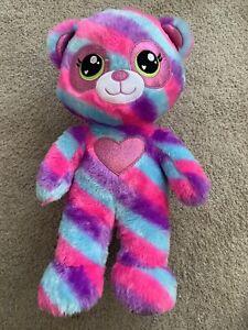 Build A Bear BAB Workshop Plush Toy Heartables Panda Cute!