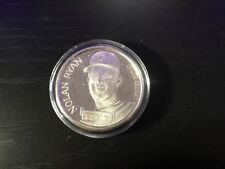 Nolan Ryan Silver 1oz Silver Commemoratives 5000th Strikeouts 5000 Strikeouts
