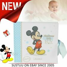 Baby Boy Disney Mickey Mouse Photo Album