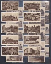 More details for cope. castles. original series of 25 issued in 1939. excellent condition.