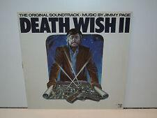 SOUNDTRACK DEATH WISH II 'JIMMY PAGE' (SS K 59 415) LP VINYL 1982 NL