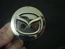 Mazda Wheel Center Cap Chrome Finish 2 1/4 Inch Diameter