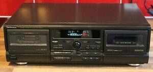 Technics RS-TR373 Stereo Cassette Deck