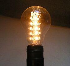 Vintage Style Edison 4 tiered LED Standard Base Socket Light Bulb .09 watts