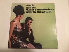 PUCHO & THE LATIN SOUL BROTHERS - Saffron & Soul ~ PRESTIGE 7502 {nm orig} >RARE