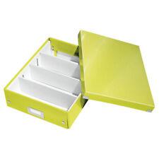 Leitz WOW Click & Store Organisateur Box Vert