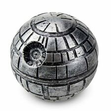 Star Wars Death Star Tobacco Grinder Zinc Alloy Spice Crusher 55mm-Ship from US