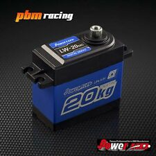 "Power HD LW-20MG 20 kg/0.16 ""Impermeable Digital RC Servo-HD-LW-20MG"