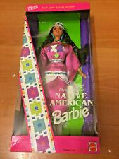 Barbie NATIVE AMERICAN DOLLS of the WORLD  1994 Mattel 12699 NRFB