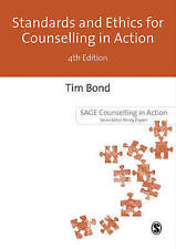 Standards and Ethics for Counselling in Action (Counselling in Action series)