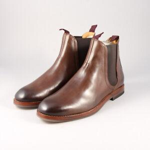 Hudson Tamper Boot - Brown
