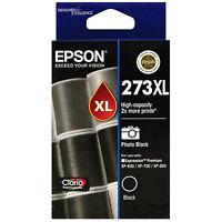 GENUINE Epson 273XL Photo Black Ink Cartridge High Capacity Claria T275192