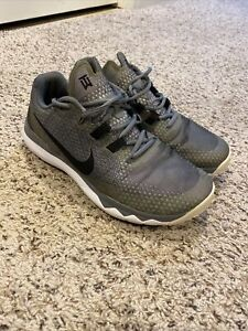 Nike Tiger woods gray/silver golf shoes. Nike TW. sz8.5 Wide.