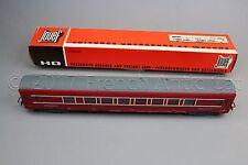 Y151 Jouef train Ho 4501 voiture restaurant SNCF tupe DEV rouge 277 mm