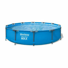 New listing Bestway Steel Pro Max 12ft x 30 inch Above Ground Pool Set