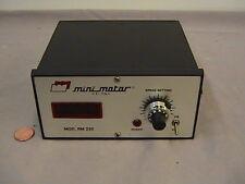 Mini Motor Rm 220 Ac Motor Speed Control