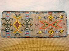 Beautiful Beaded Wallet- Busy Design