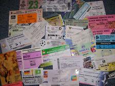 1 aus 1096 Tickets / Eintrittskarten Europapokal / Klub WM