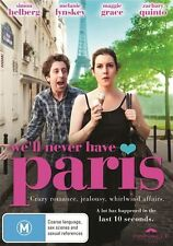 We'll Never Have Paris (DVD, 2015)