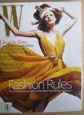 KAREN ELSON December 2005 W Magazine